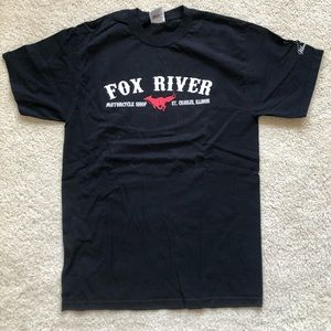 Motorcycle Shop t-shirt